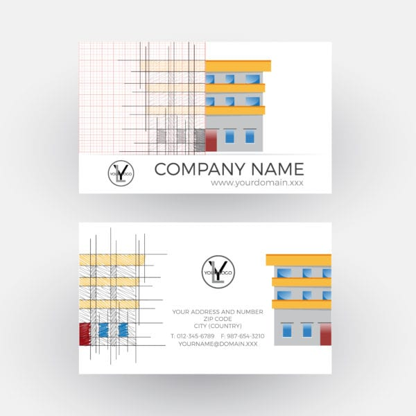 Real Estate Investor Business Cards